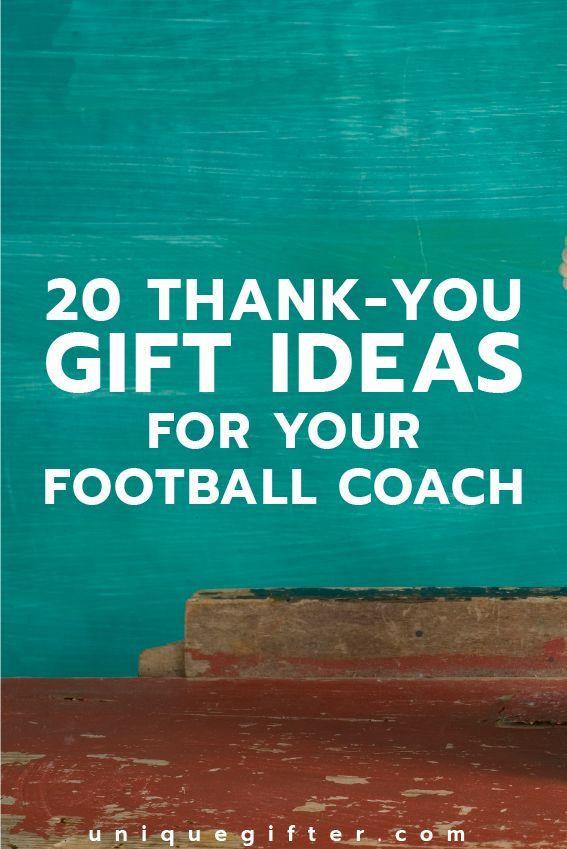 Thank You Coach Gift Ideas  Best 25 Football coach ts ideas on Pinterest