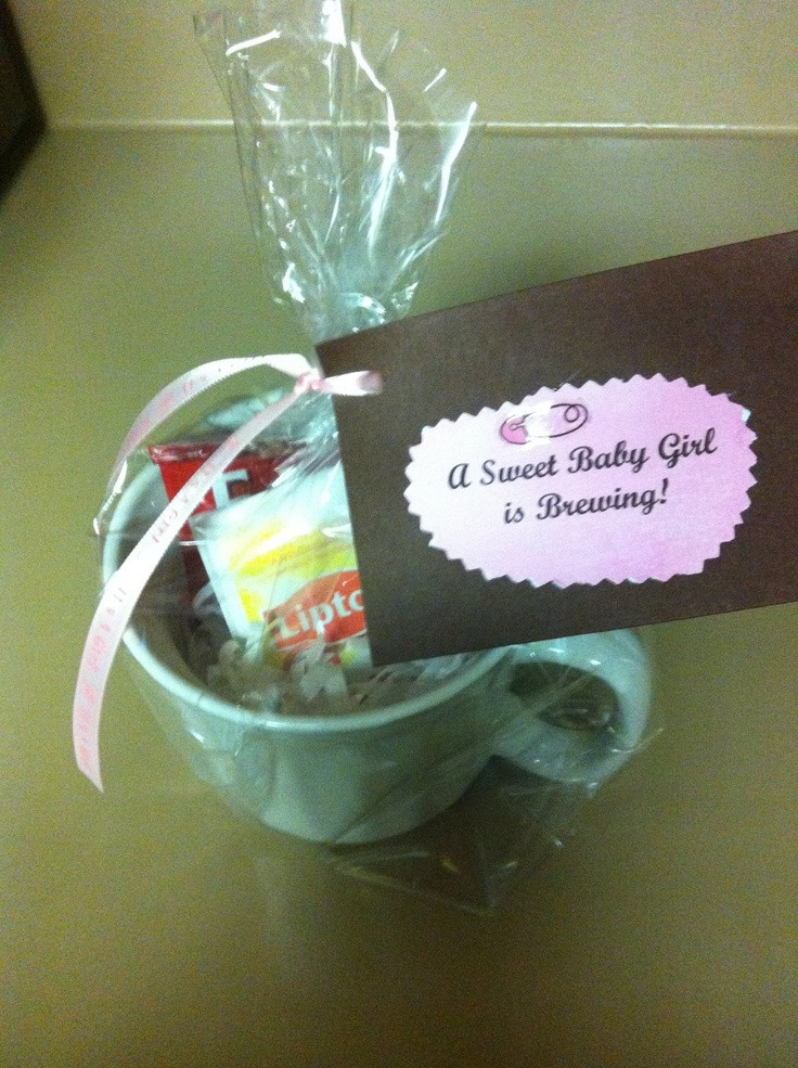 Thank You Gift Ideas For Baby Shower Guests  Baby shower guest thank you t