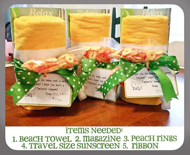 Thank You Teacher Gift Ideas  35 DIY Teacher Appreciation Gift Ideas