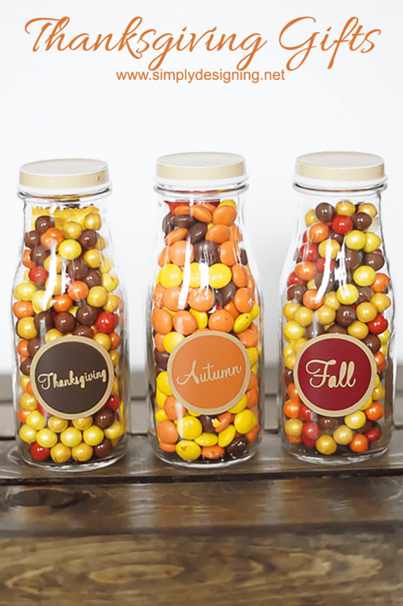 Thanksgiving Day Gift Ideas  Simple Thanksgiving Gift Idea