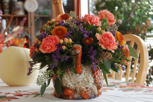 Thanksgiving Flower Arrangement Ideas  Thanksgiving Flower Arrangements