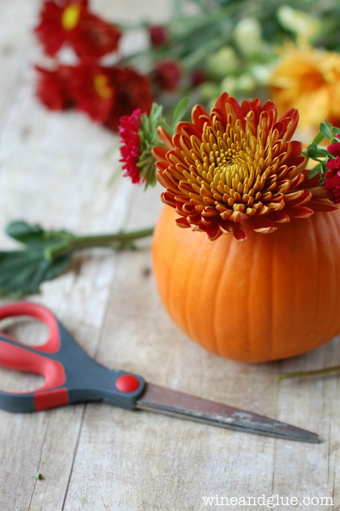 Thanksgiving Flower Arrangement Ideas  17 Best ideas about Thanksgiving Centerpieces on Pinterest