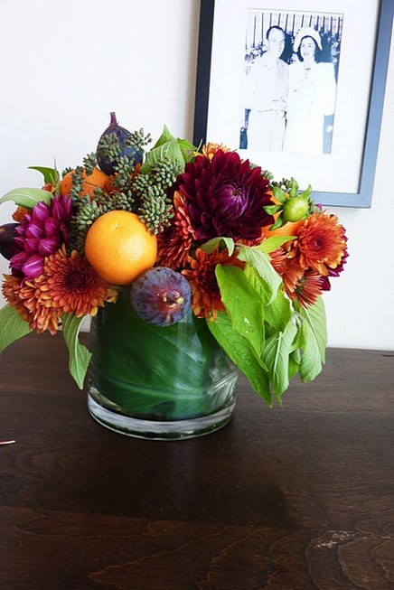 Thanksgiving Flower Arrangement Ideas  Thanksgiving flower arrangements garden ideas 6 Creative