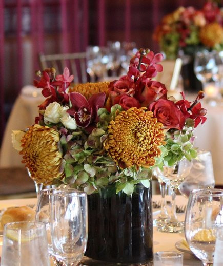 Thanksgiving Flower Arrangement Ideas  10 Thanksgiving Flower Arrangement Ideas From the Pros