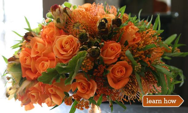 Thanksgiving Flower Centerpiece  A Classic Thanksgiving Flower Arrangement Thanksgiving