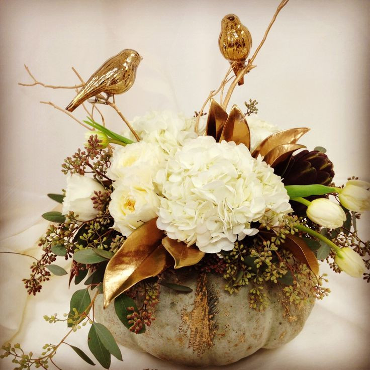 Thanksgiving Flower Centerpiece  Best 25 Thanksgiving centerpieces ideas on Pinterest