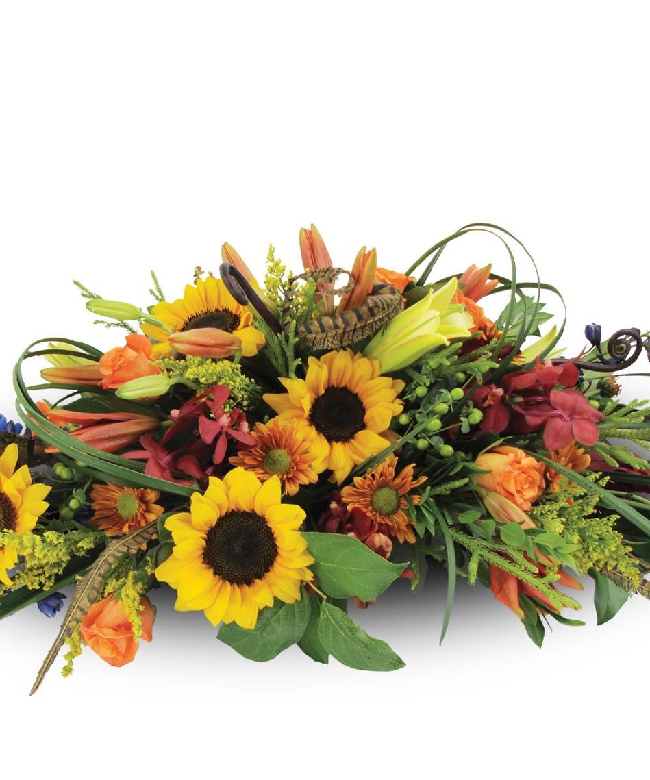 Thanksgiving Flower Centerpieces  Thanksgiving centerpieces San Diego
