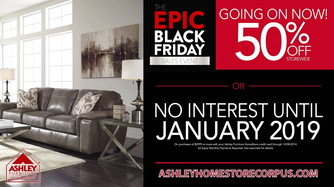 Thanksgiving Furniture Sale  Ashley Furniture Corpus Black Friday Sale 2014