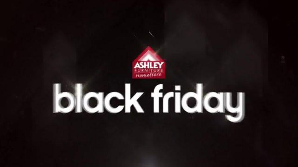 Thanksgiving Furniture Sale  Ashley Furniture Homestore Pre Black Friday Sale TV Spot