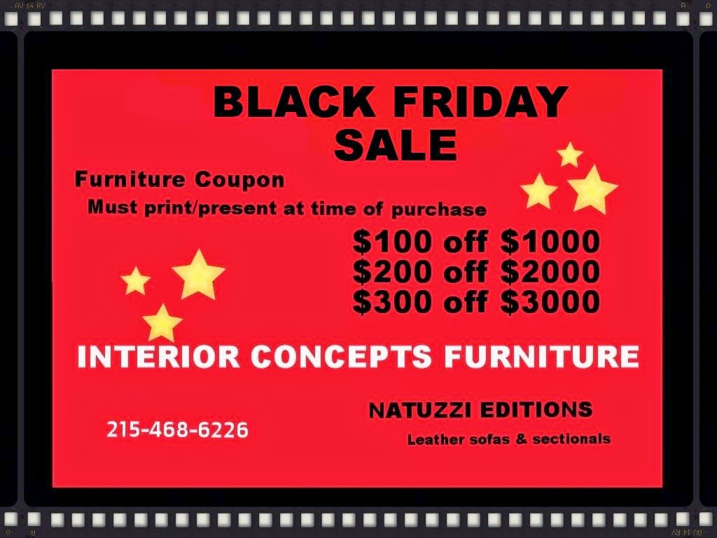 Thanksgiving Furniture Sale  Natuzzi Leather Sofas & Sectionals by Interior Concepts