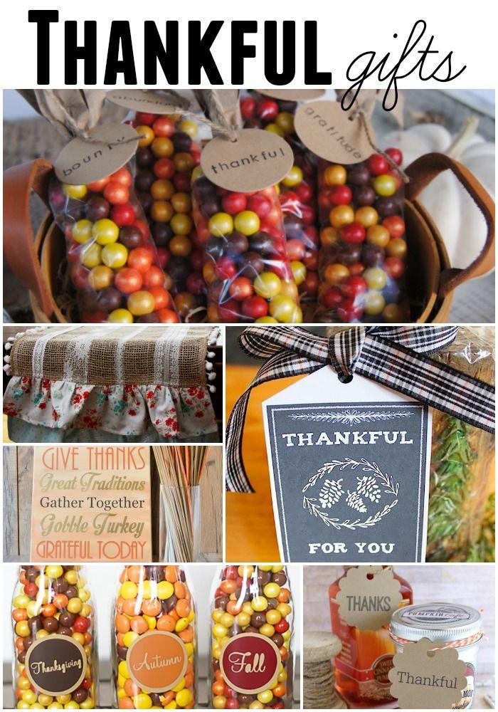 Thanksgiving Gift Ideas  25 best ideas about Thanksgiving ts on Pinterest
