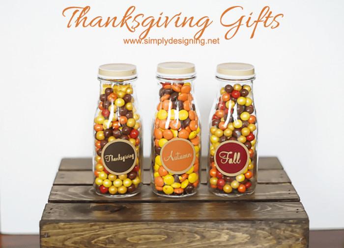 Thanksgiving Gift Ideas  Simple Thanksgiving Gift Idea