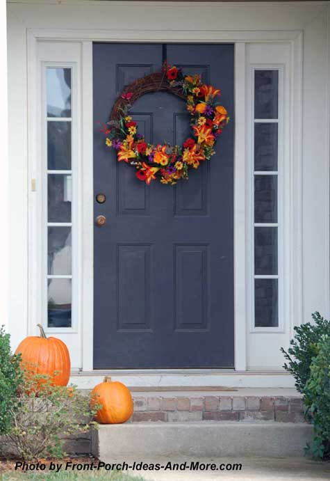 Thanksgiving Outdoor Decorations  Outdoor Thanksgiving Decorations for Your Front Porch