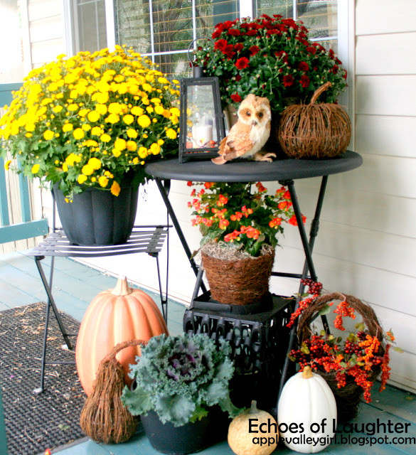 Thanksgiving Outdoor Decorations  21 Creative Thanksgiving Outdoor Decoration Ideas