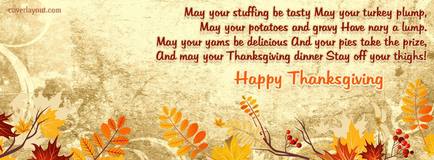 Thanksgiving Poems And Quotes  Happy Thanksgiving Quotes For QuotesGram