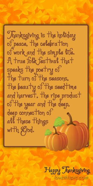 Thanksgiving Poems And Quotes  Thanksgiving Christian Quotes QuotesGram