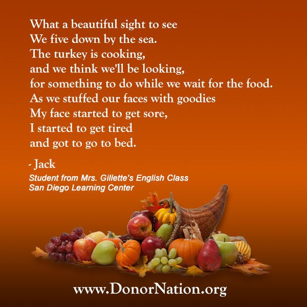 Thanksgiving Poems And Quotes  55 best Teacher Quotes