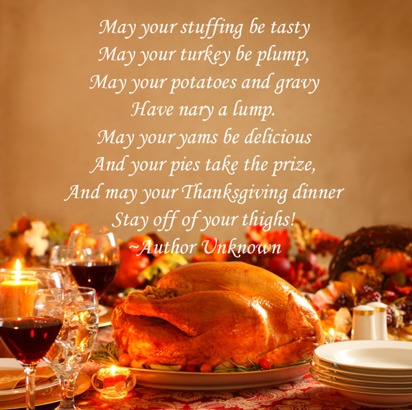 Thanksgiving Poems And Quotes  Thanksgiving Poem s and for