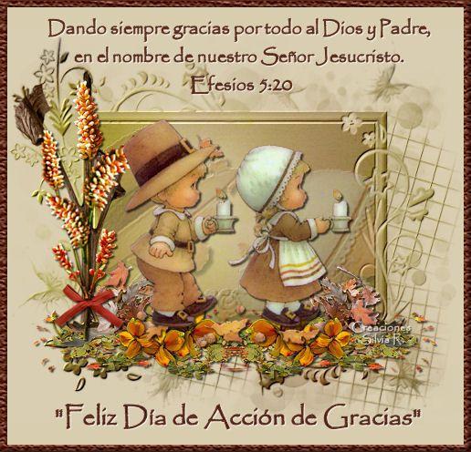 Thanksgiving Quotes In Spanish  23 best Acción de gracias images on Pinterest