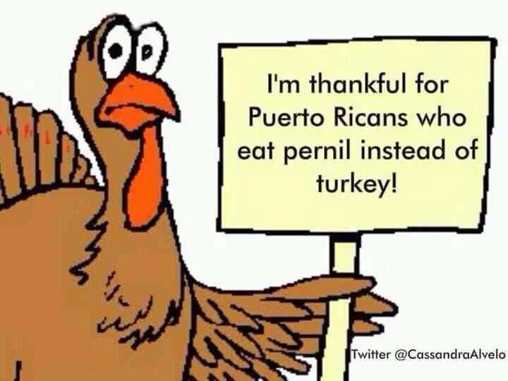 Thanksgiving Quotes In Spanish  86 best BORICUA images on Pinterest