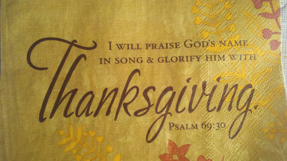 Thanksgiving Quotes To God  RCCG – The House of Prayer An Effective Thanksgiving