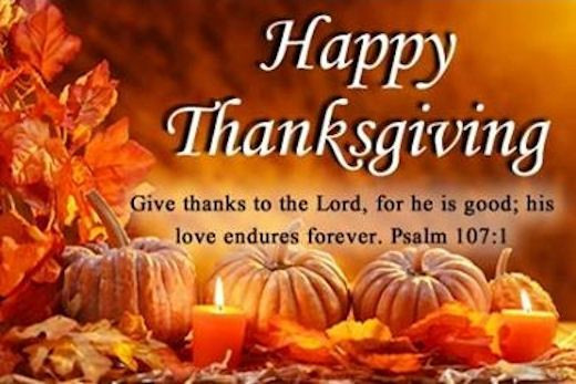 Thanksgiving Quotes To God  Happy Thanksgiving Give Thanks To The Lord