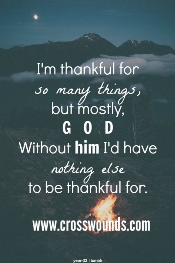 Thanksgiving Quotes To God  20 Best Inspirational Thanksgiving Quotes And Sayings