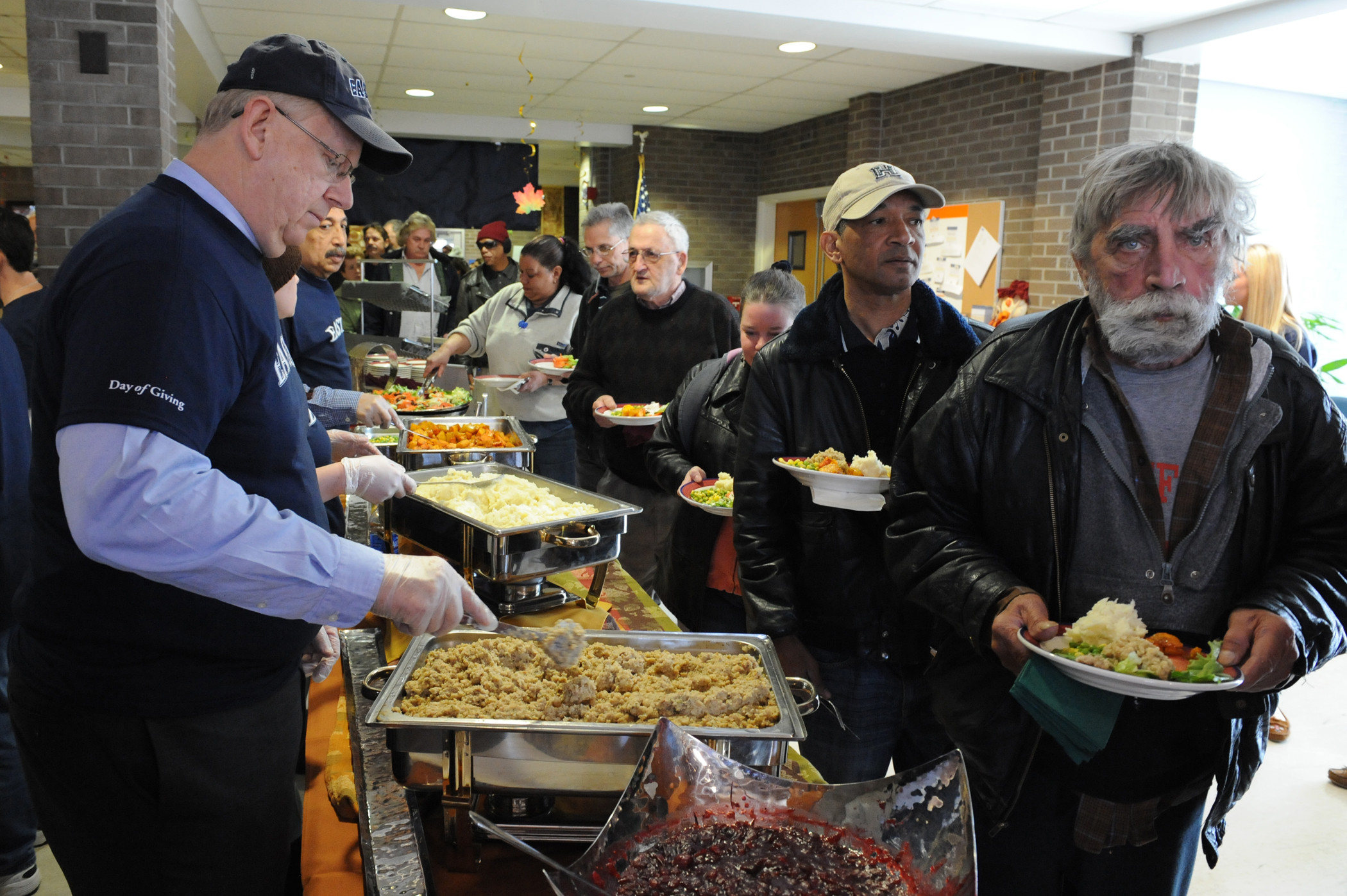 Thanksgiving Soup Kitchen Nyc  Reflections – Semi Partisan Politics