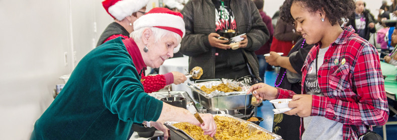 Thanksgiving Soup Kitchen Nyc  Holiday Volunteering Referrals