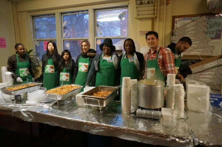 Thanksgiving Soup Kitchen Nyc  Volunteer Soup Kitchen Nyc – Wow Blog
