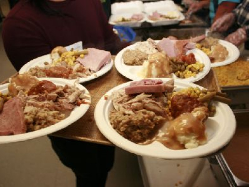 Thanksgiving Soup Kitchen Nyc  Lend a Helping Hand Thanksgiving Belleville NJ Patch