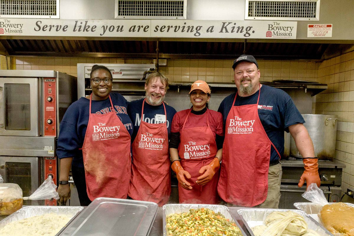 Thanksgiving Soup Kitchen Nyc  Soup Kitchen Volunteer Nyc Christmas – Wow Blog