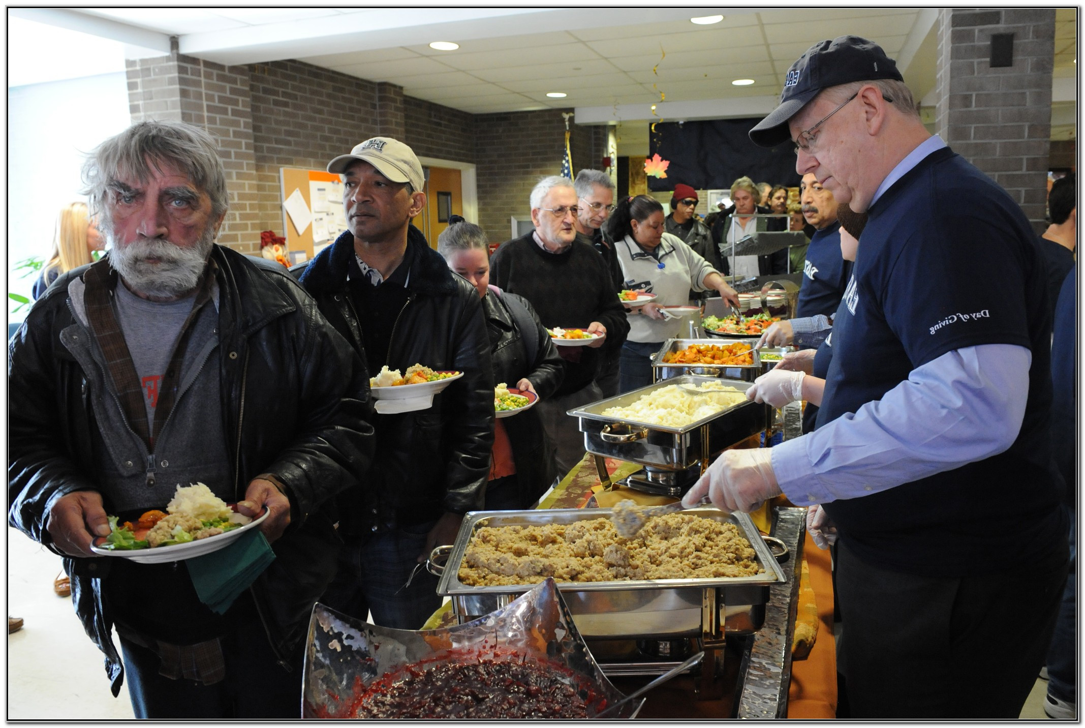 Thanksgiving Soup Kitchen Nyc  Soup Kitchen Volunteer Nyc Thanksgiving – Wow Blog