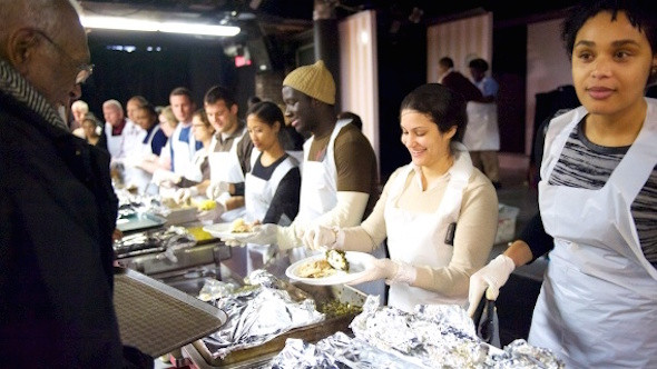 Thanksgiving Soup Kitchen Nyc  Volunteer Soup Kitchen Bronx Thanksgiving – Wow Blog