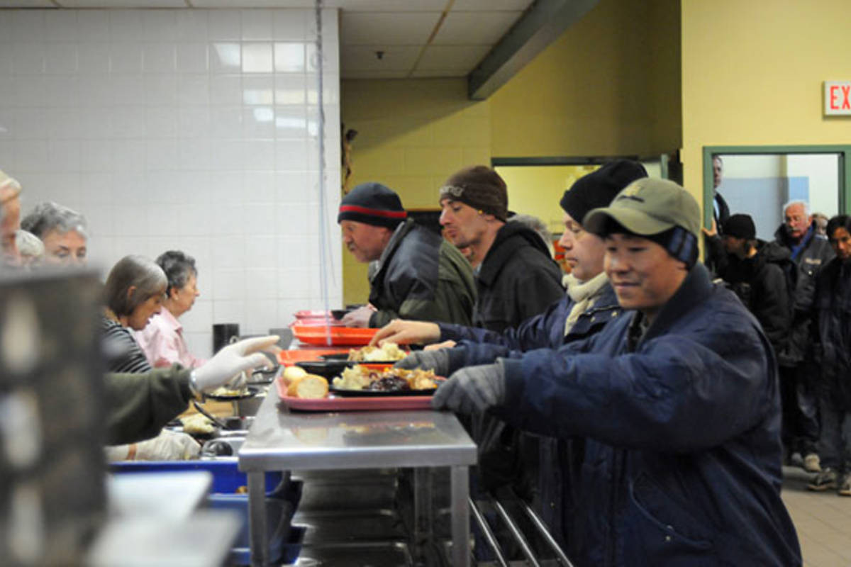 Thanksgiving Soup Kitchen Nyc  Toronto Soup Kitchens and Food Banks