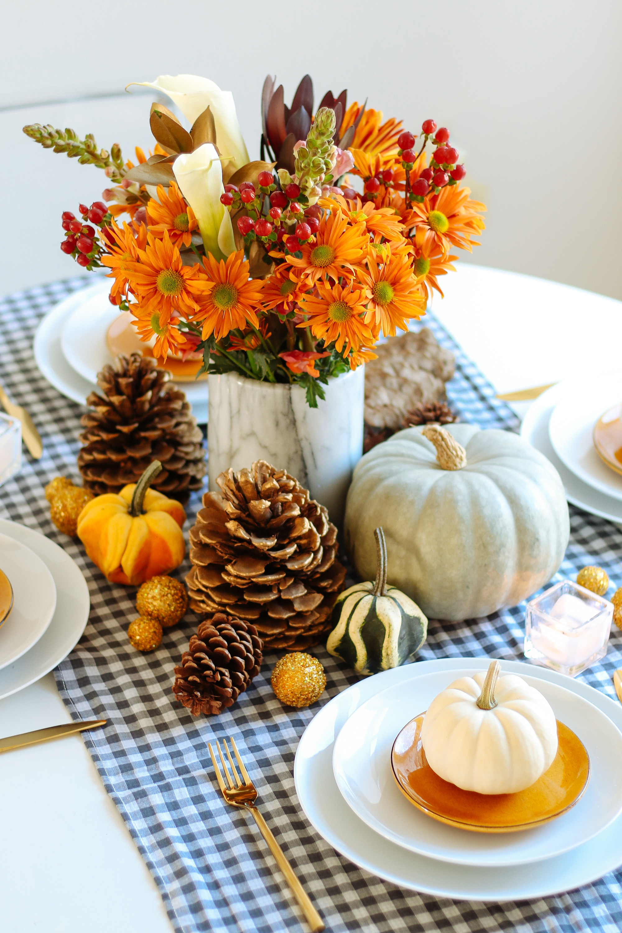 Thanksgiving Table Centerpieces  18 Thanksgiving Centerpieces – Thanksgiving Table Decor
