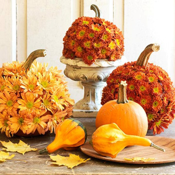 Thanksgiving Table Centerpieces  35 Awesome Thanksgiving Centerpieces