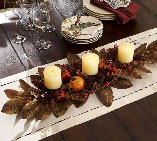 Thanksgiving Table Centerpieces  50 Thanksgiving Decoration Ideas