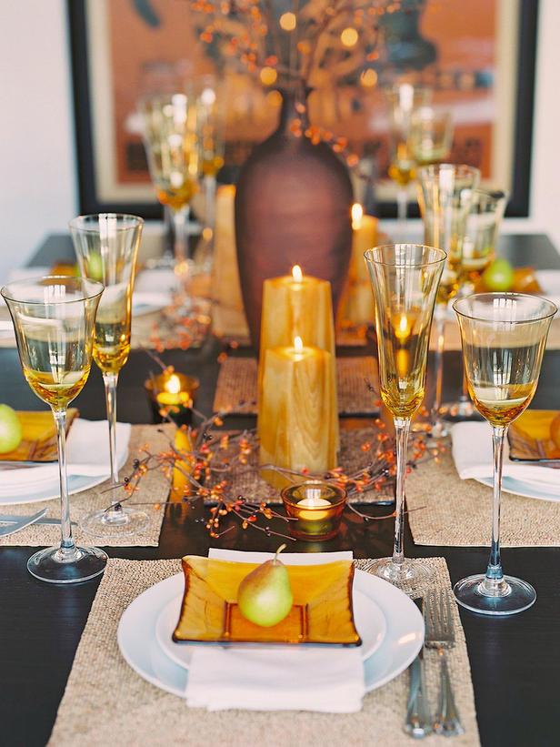 Thanksgiving Table Decor  26 Thanksgiving Table Decorations