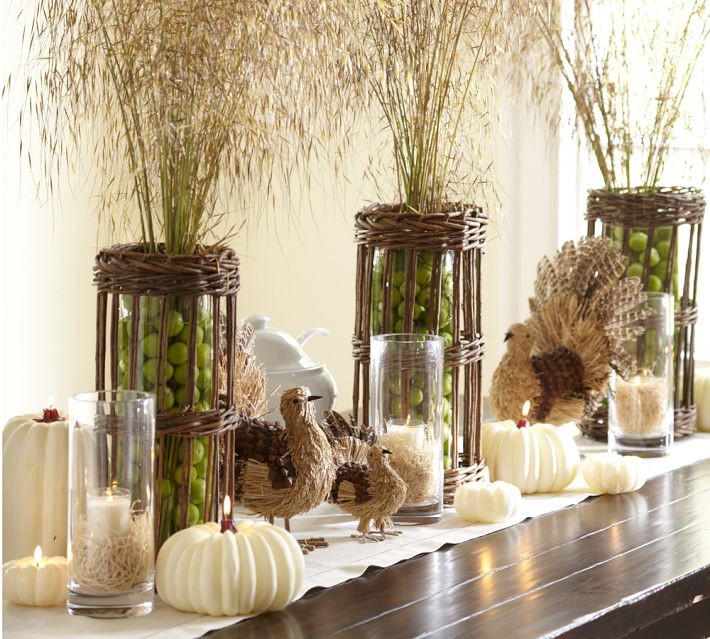 Thanksgiving Table Decor Ideas  8 Easy and Fun Thanksgiving Decor Ideas