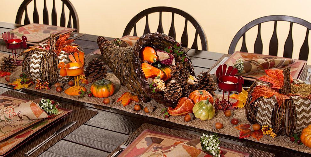 Thanksgiving Table Decor  Thanksgiving Table Decorations Thanksgiving Table Decor