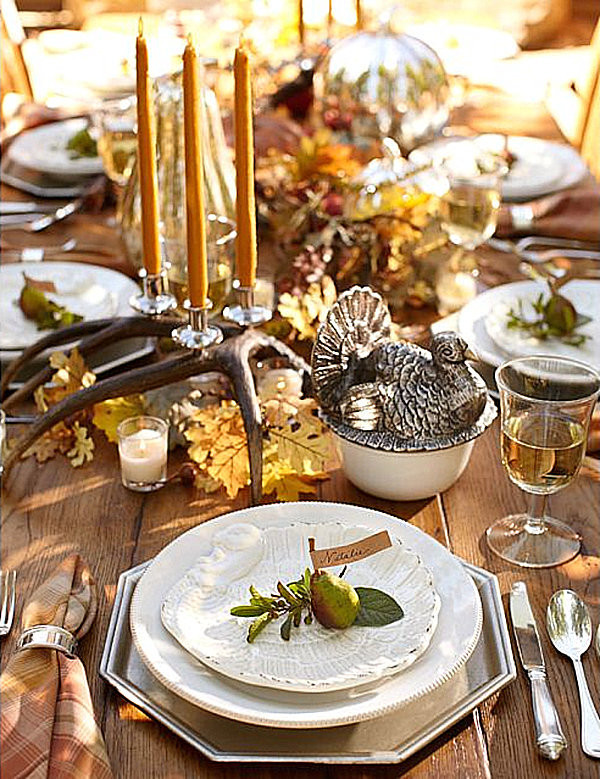 Thanksgiving Table Decorations  Thanksgiving Centerpieces Ideas for a Festive Table