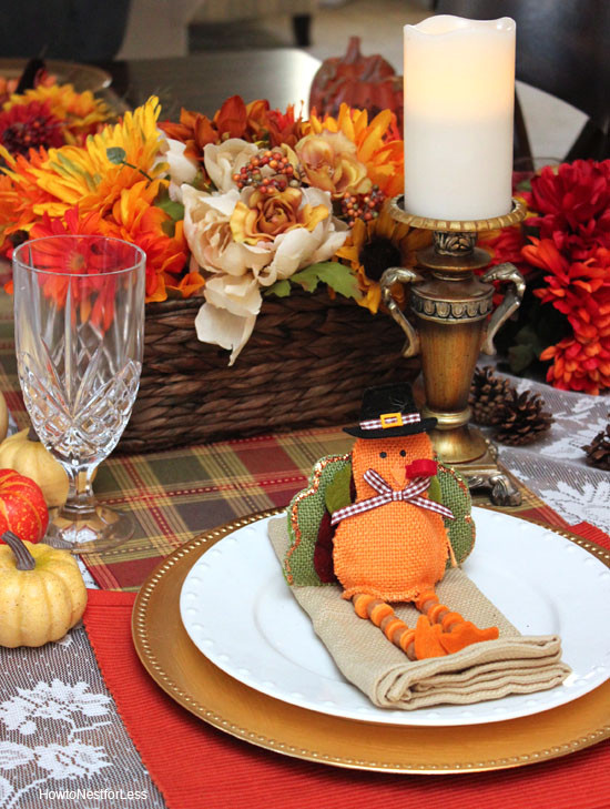 Thanksgiving Table Settings  Thanksgiving Table Setting Ideas Thanksgiving Place Settings