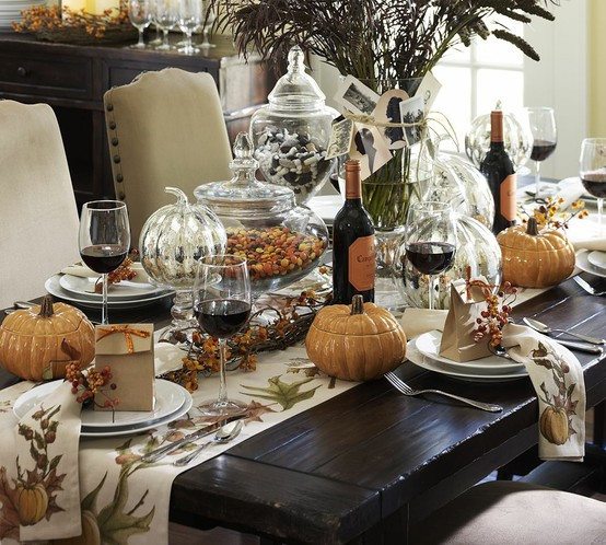 Thanksgiving Table Settings  How To Set The Perfect Thanksgiving Table
