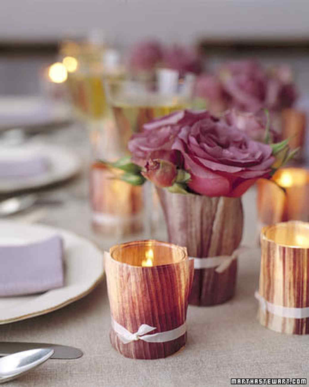 Thanksgiving Table Settings Martha Stewart  40 Thanksgiving Table Settings to Wow Your Guests