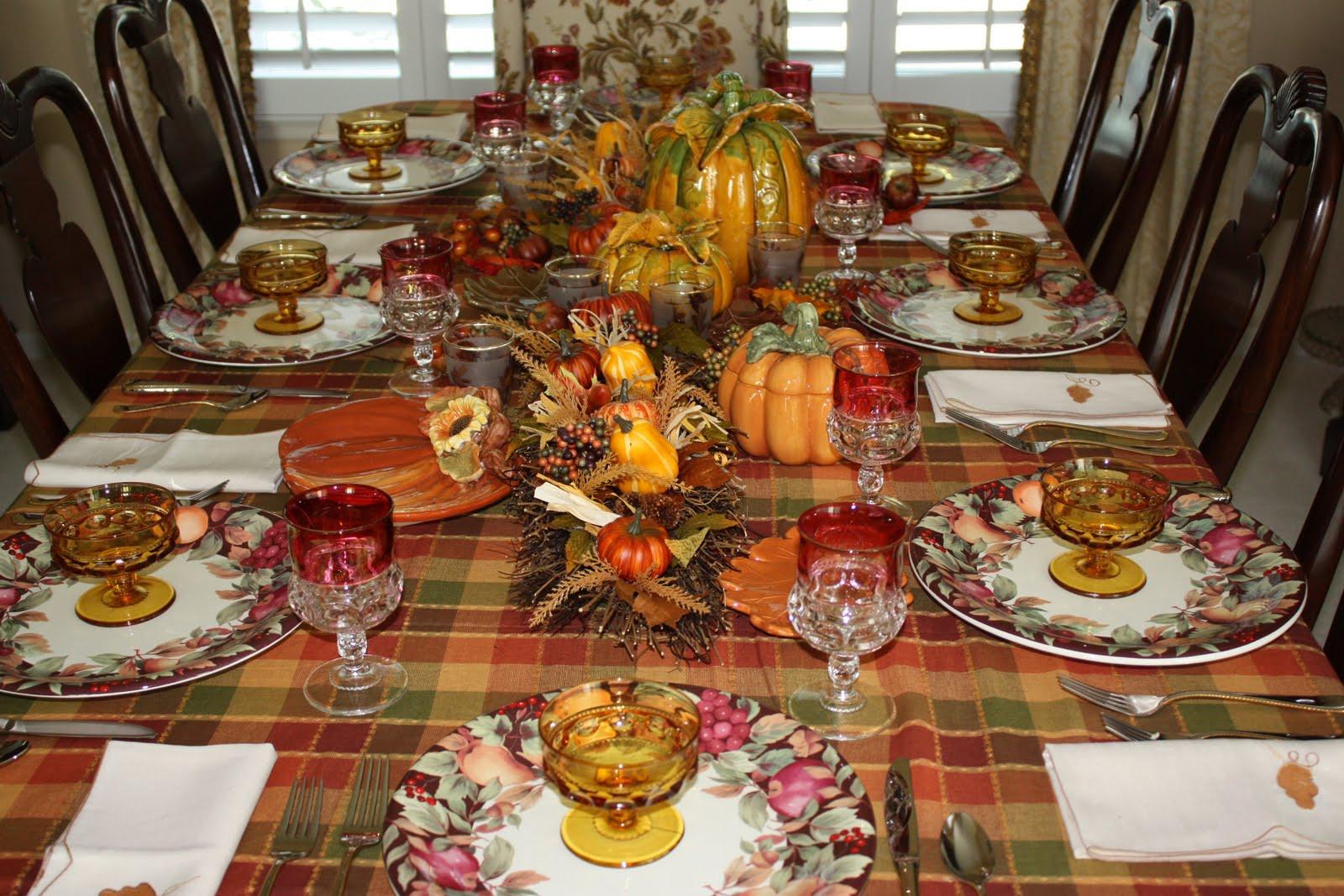 Thanksgiving Table Settings Martha Stewart  55 Martha Stewart Table Settings White Pumpkins
