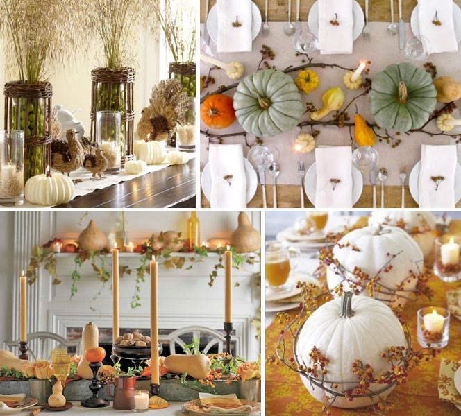 Thanksgiving Table Settings Martha Stewart  Thanksgiving – Shades of Cinnamon