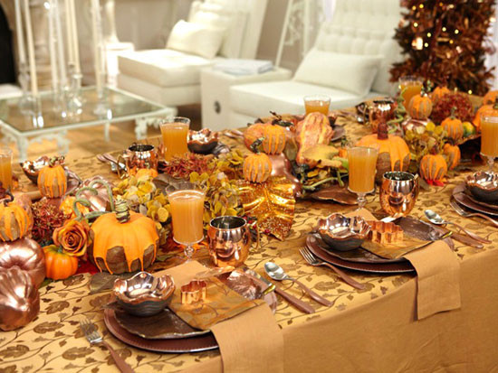 Thanksgiving Table Settings Martha Stewart  Tabletop Tuesday Thanksgiving Table Settings