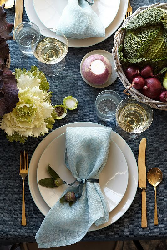 Thanksgiving Table Settings Martha Stewart  10 best images about Table Setting Ideas on Pinterest