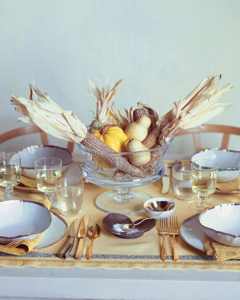 Thanksgiving Table Settings Martha Stewart  Our Top 10 Thanksgiving Dinner Tips from the Cabot Farmers